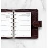 2022 Pocket Filofax heti naptárbetét 1 hét / 2 oldal Fehér