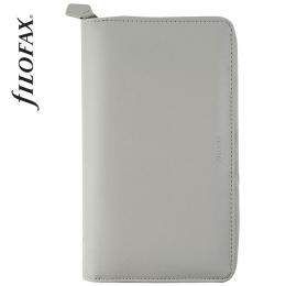 Gránit Personal Compact Zip Saffiano határidőnapló | Filofax