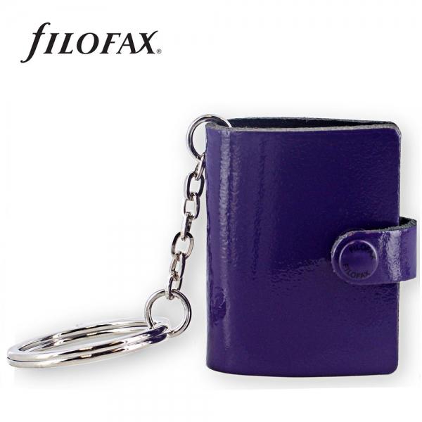 Lila Original kulcstartó   Filofax