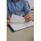 A5 négyzethálós jegyzetlap fehér | Filofax Notebook