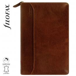 Filofax Lockwood Personal Zip Konyak