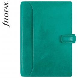 Filofax Lockwood Personal Aqua