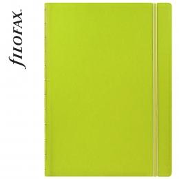 Filofax Notebook Classic A4 Lime