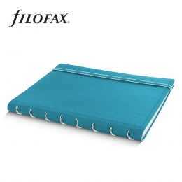Filofax Notebook Classic A5 Türkiz