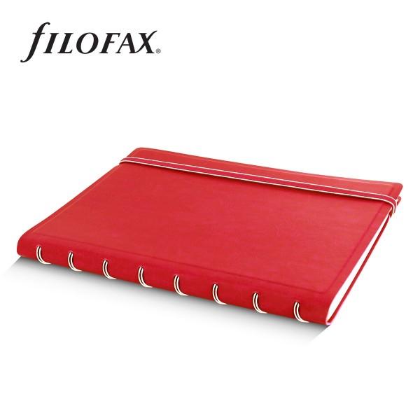 Filofax Notebook Classic A5 Piros
