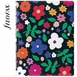 Filofax Notebook Patterns A5 Floral