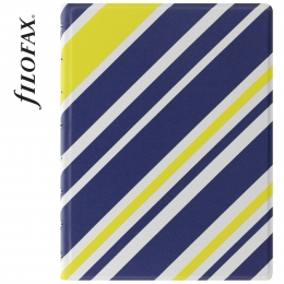 Filofax Notebook Patterns A5 Stripes