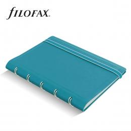 Filofax Notebook Classic Pocket Türkiz