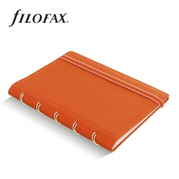 Filofax Notebook Classic Pocket Narancs