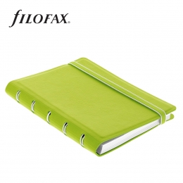 Filofax Notebook Classic Pocket Limezöld