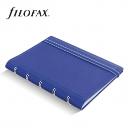 Filofax Notebook Classic Pocket Kék