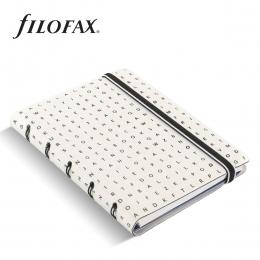 Filofax Notebook Impressions Pocket Fekete-fehér
