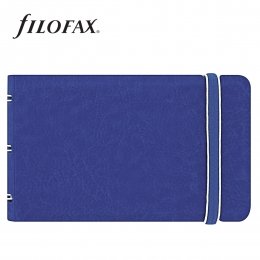 Filofax Notebook Classic Smart Kék