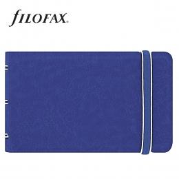 Kék Smart Notebook Classic   Filofax Notebook
