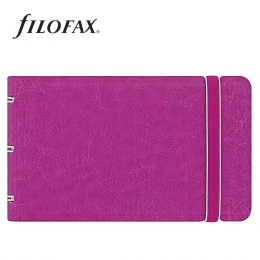Fukszia Smart Notebook Classic   Filofax Notebook