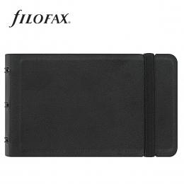 Fekete Smart Notebook Classic   Filofax Notebook