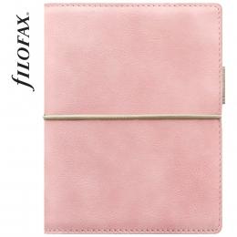Rózsaszín Filofax Domino Soft Pocket