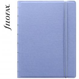Világoskék A5 Filofax Notebook Classic Pastel