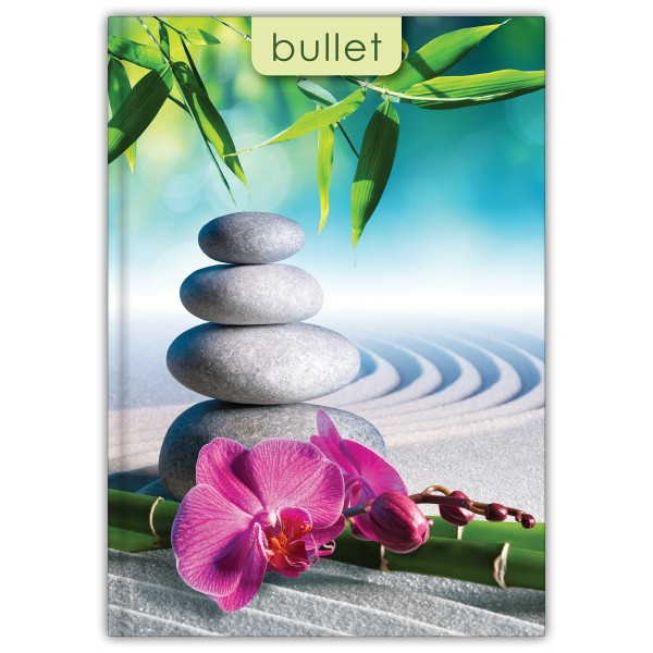 Zen A5 Bullet Colors notesz