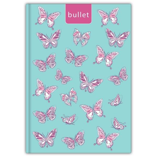 Summer A5 Bullet Colors notesz