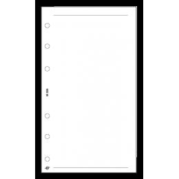 M üres jegyzetlap fehér | Saturnus
