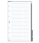 Fehér M (Personal) Telefon bianco Saturnus pótlapcsomag