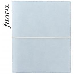 A5 Világoskék Filofax Domino Soft