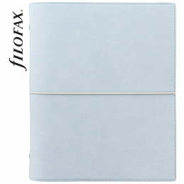 A5 Világoskék Filofax Domino Soft