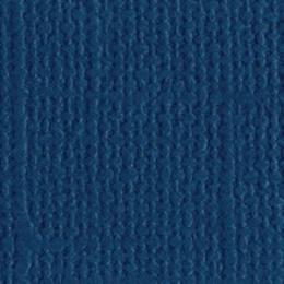 Farmerkék, egyszínű, texturált felületű karton, 30x30 cm