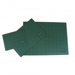 30x22 cm vágóalátét , zöld