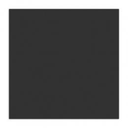"""Fekete texturált felületű alapkarton 12"""""""