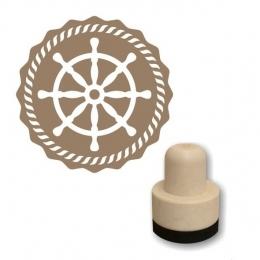 Hajókormány foam nyomda