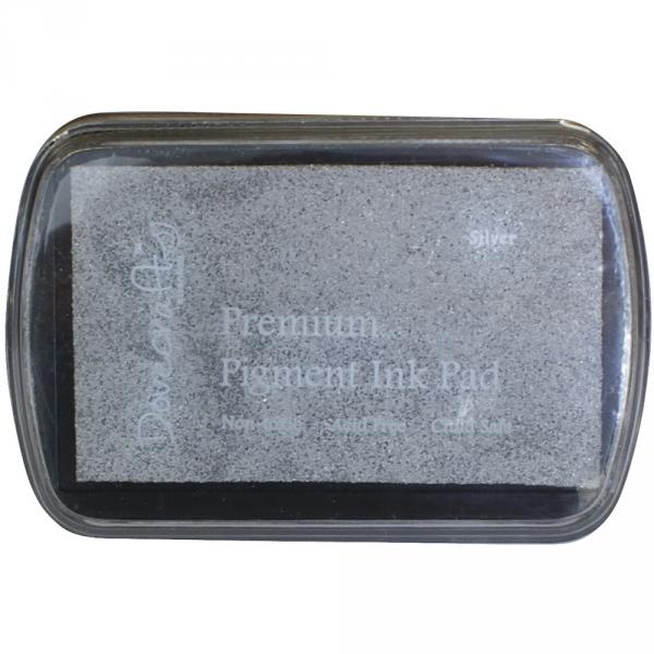 Silver Dovecraft pigment bélyegzőpárna