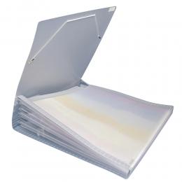 Rekeszes tároló scrapbookpapírokhoz 34x35 cm
