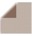 "Brown Mono Basics   12"" scrapbookpapír"