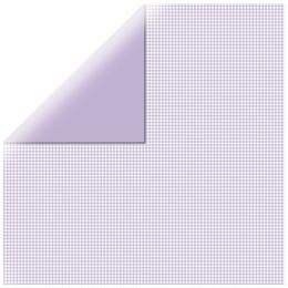 "Lavender Mono Basics 12"" scrapbookpapír"