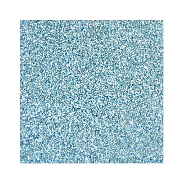 """Light Blue Glitter 12"""" scrapbookpapír"""