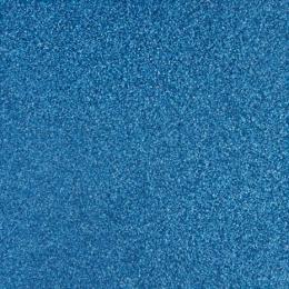 """Azure Glitter 12"""" scrapbookpapír"""