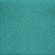 "Turquoise Glitter 12"" scrapbookpapír"