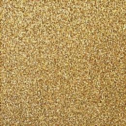 """Gold Glitter 12"""" scrapbookpapír"""