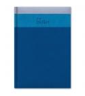 Kék ponthálós füzet A5 | Trinity Bullet