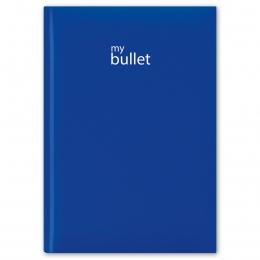 Kék A5 Pannon Bullet ponthálós notesz