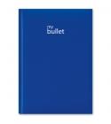 Kék ponthálós füzet A5 | Pannon Bullet