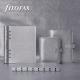Silver A5 Filofax Clipbook