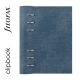Denim Personal Filofax Clipbook