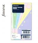 Personal ponthálós jegyzetlap pasztell színű | Filofax