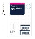 Pocket ponthálós jegyzetlap fehér | Filofax