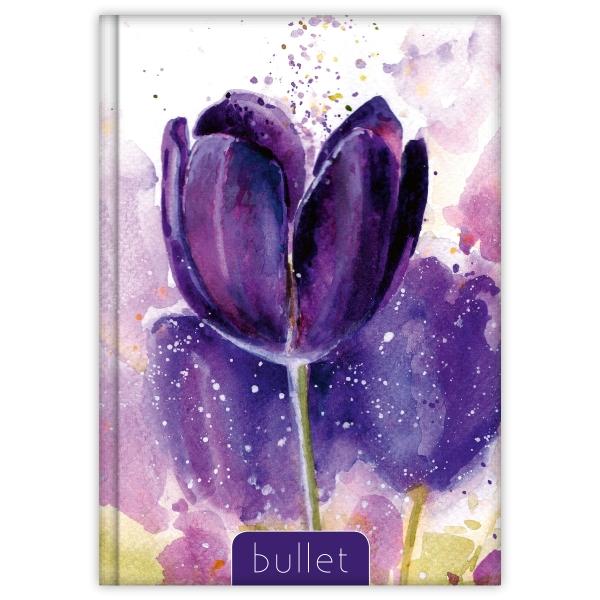 Tulip A5 Bullet Colors ponthálós notesz
