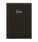 Fekete ponthálós füzet A5 | Pannon Bullet