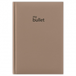 Natúr ponthálós füzet A5 | Pannon Bullet